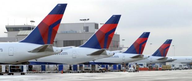 Фальшлаг: аэропорт Delta Air Lines полностью парализован