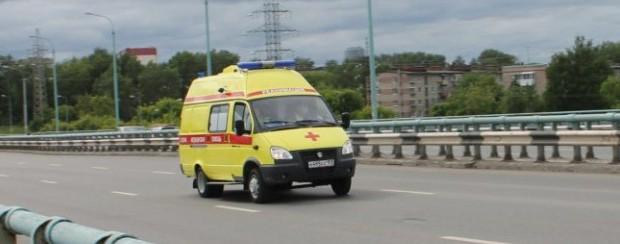 Водитель в припадке въехал в толпу в Прикамье