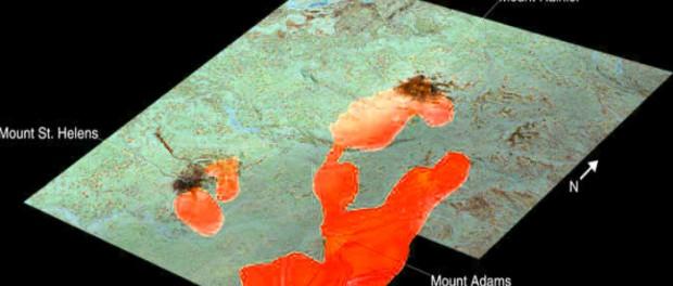 В США просыпается вулкан куда больше Йеллоустоун