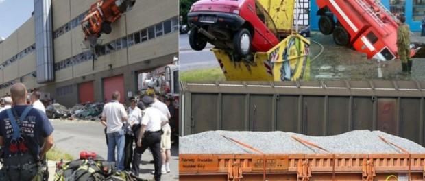 Дураки на дорогах в США хуже чем в России