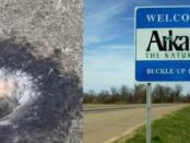 дыра в штате Арканзас