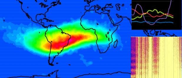 Магнитометры в Африке начали зашкаливать как и на Гавайях