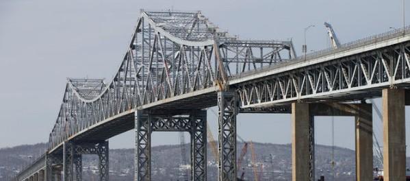 Самый большой мост в Нью-Йорке приготовили для фальшлага