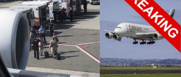 Чума в Нью-Йорке: пассажирский самолёт помещен в карантин