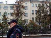 угнала машину полицейского в Екатеринбурге