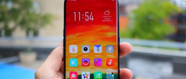 Смартфон Oppo Find X  с 10 ГБ оперативной памяти