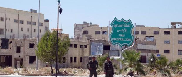 Журналист Запада убедился, что в Сирии нет ни химатак, ни бомбежек