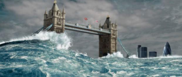 500 лет назад Англию смыло мега цунами