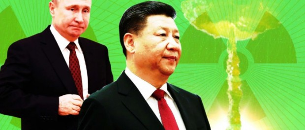 Россия и Китай взяли курс на ядерное войну с США