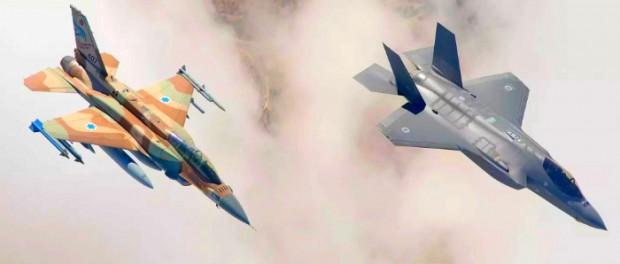 США перекинули F-35 в Сирию для уничтожения русских