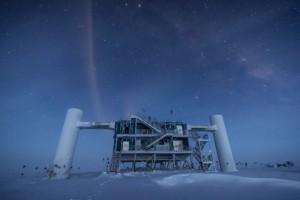 IceCube Neutrino Observatory проект