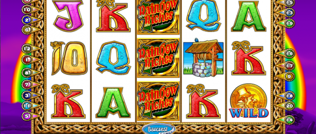 Обзор слота Rainbow Riches