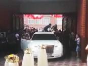 Чеченская свадьба стрельба