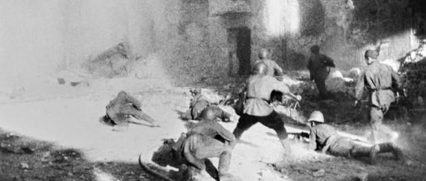 Донесение ОО НКВД СТФ в НКВД СССР о ходе боев в Сталинграде