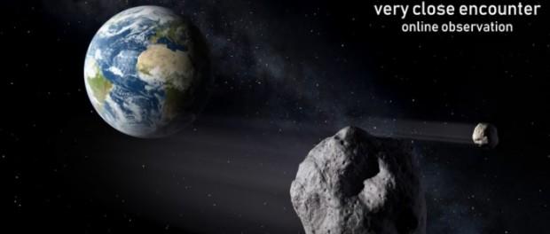 9 сентября в Землю влетит очень большой астероид