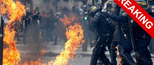 В течении 48 часов в Европе начнётся гражданская война