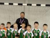 Детский тренер Дмитрий Байков фото