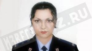 Евгения Шишкина следователь по собо важным делам