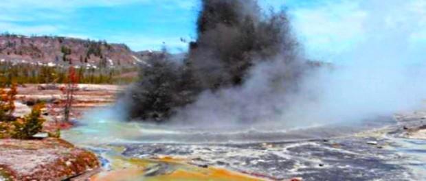 Йеллоустоун: все ожидают тотальный гидротермальный взрыв