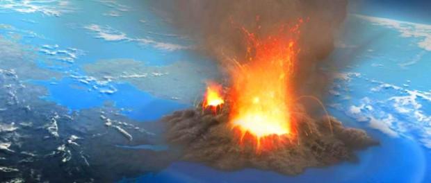 Вулкан Лонг-Велли уничтожит США быстрее Йеллоустоун