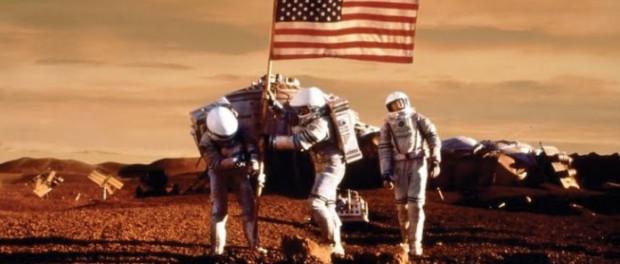 Высадка на Марс людей все-таки уже состоялась (видео)