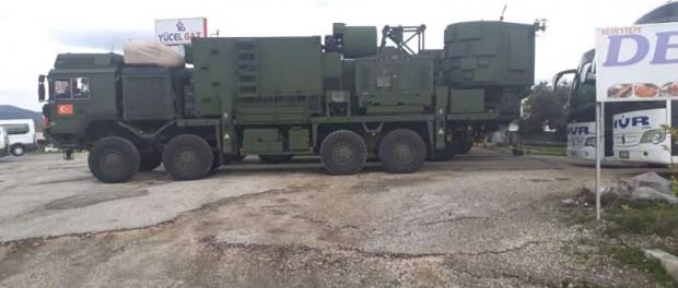 РЭБ Краснуха-4 в Сирии как назойливая муха изводит ПРО Израиля