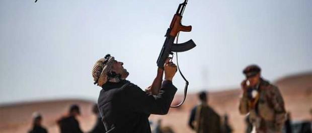 Русские войска из Сирии перебрасываются в Ливию