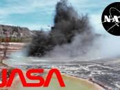 НАСА , Йеллоустоун , Килауэа Гавайи