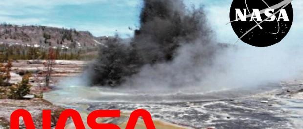 NASA срочно готовит Йеллоустоун к большому взрыву