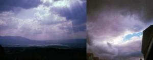 Нибиру фиолетовые облака фото
