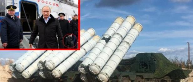 Систему ПВО в Сирии подключили к ядерному чемоданчику Путина