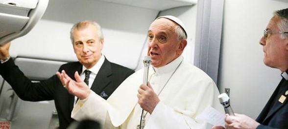 Папа обвинил Сатану в проблемах католической церкви
