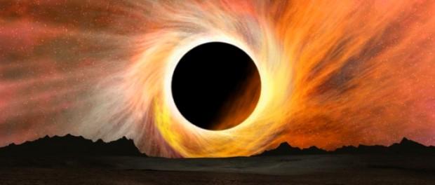 Землю затягивает в черную дыру и никто уже это не скрывает