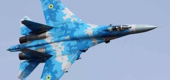 Что делал погибший американский пилот в СУ-27 на Украине