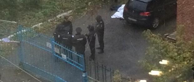 Супруг убил свою супругу в детском саду № 371 как узнал, что она спала с другим