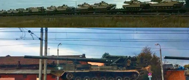 Все готово к большой войне между США, Россией и Китаем