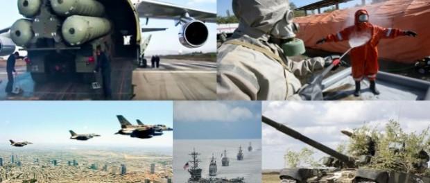 Разведка Путину доложила, что начинается Третья Мировая Война