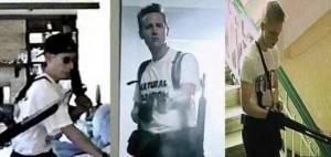 видео расстрела в колледже Керчи
