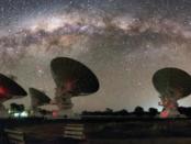 загадочные радиосигналы из космоса