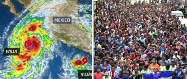 Глобалисты двигают к Техасу полмиллиона мигрантов