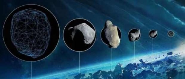 Как различить комету и астероид