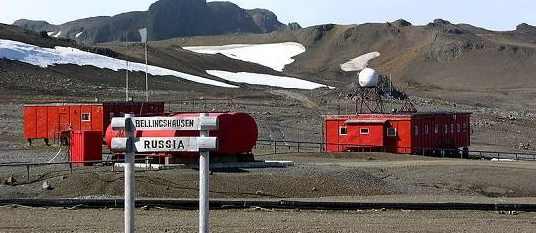 В Антарктиде между россиянами произошла поножовщина