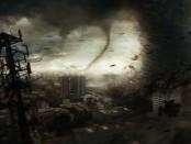 разрушения урагана Майкл