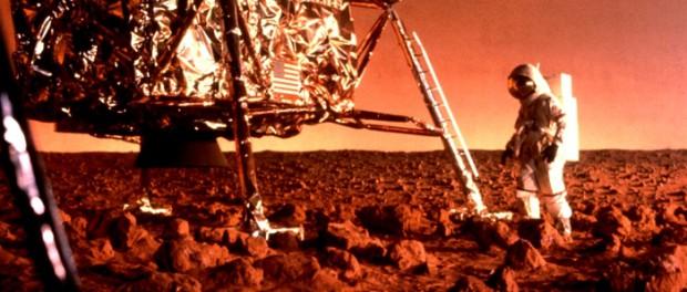 Секретная миссия Redsun: астронавты были на Марсе еще в 1973-м году