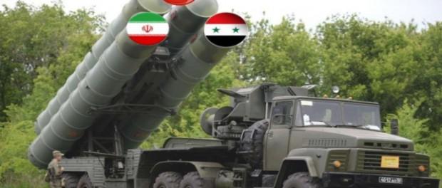 Израиль в шоке: Россия поставила в Сирию 24 пусковых установки и 300 ракет С-300