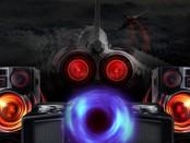 черная дыра звук