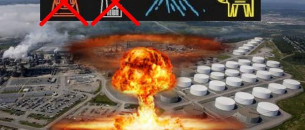 Через две недели ожидаем первый ядерный взрыв
