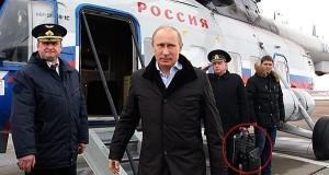 ядерный чемоданчик Путина