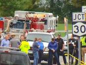 20 человек погибли в аварии Нью-Йорке на пути к свадьбе