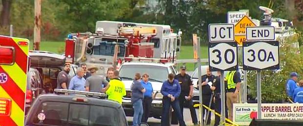 В Нью-Йорке авария свадебного лимузина унесла жизни 20 человек